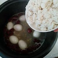 客家甜酒鸡蛋红枣汤的做法图解8