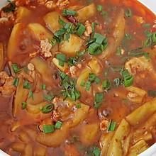 肉沫茄子,这样做不需油炸,开胃下饭