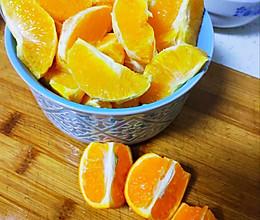 橙子果酱(拌冰激凌太完美)的做法