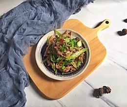 【重庆风味】泡椒芹菜牛肉丝的做法
