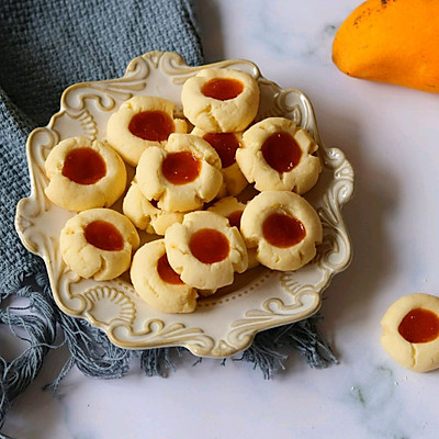 芒果果酱饼干