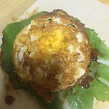 豆腐皮鸡蛋卷