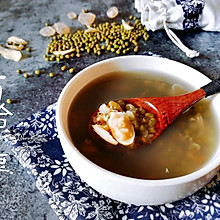 解暑清凉-百合绿豆汤