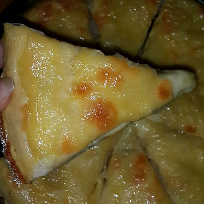 榴莲pizza