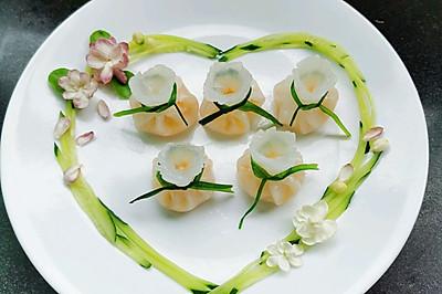 520水晶福袋/附水晶虾饺