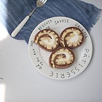 可可旋风蛋糕卷#金龙鱼精英100%烘焙大赛阿小宝战队#的做法图解22
