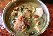 酸菜鱼汤的做法