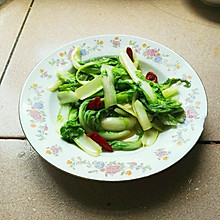 蒜泥小白菜
