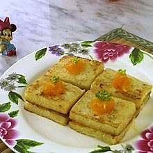 #秋天怎么吃#柚香法式土司