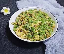 快手菜、家常菜之豆角炒鸡蛋的做法