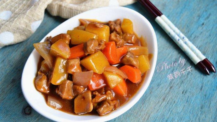 ——咖喱土豆鸡丁#12道锋味复刻#
