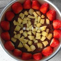 草莓酸奶慕斯蛋糕的做法图解7