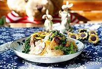 韩式拌杂菜【微体兔闲情逸厨】的做法