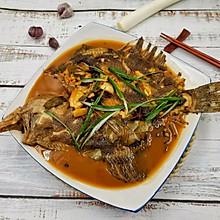 #下饭红烧菜#营养美味的红烧多宝鱼