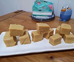 鹰嘴豆黄糕的做法
