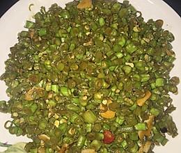 清炒豆角(豇豆)的做法
