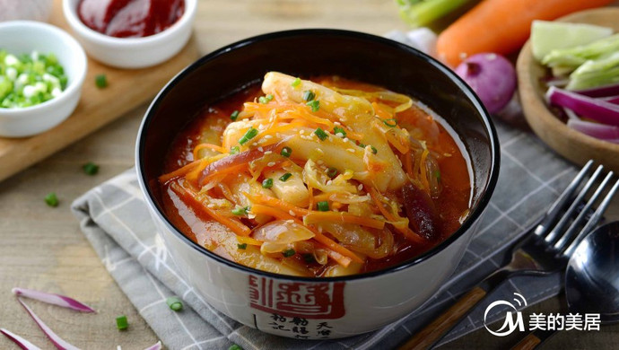 韩式辣年糕