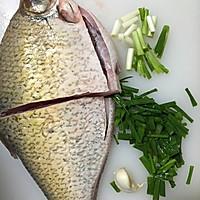 海派红烧鳊鱼的做法图解1