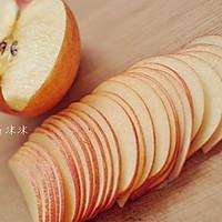 玫瑰苹果卷 可以吃的浪漫的做法图解1