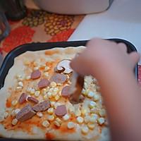 在家做披萨的做法图解2