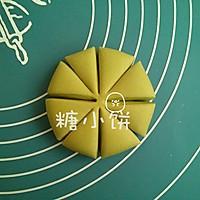 幸运四叶草【菠菜馒头】的做法图解7