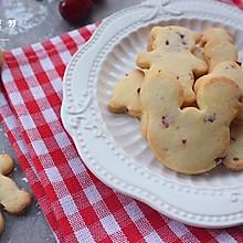#太阳风烘焙#长帝CR32KEA试用报告——蔓越莓卡通饼干