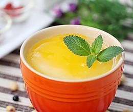 防暑降温:果味豆浆布丁的做法