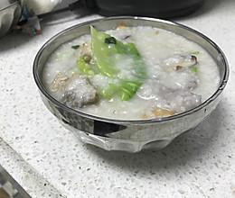 香芋排骨咸粥-闽南特色的做法