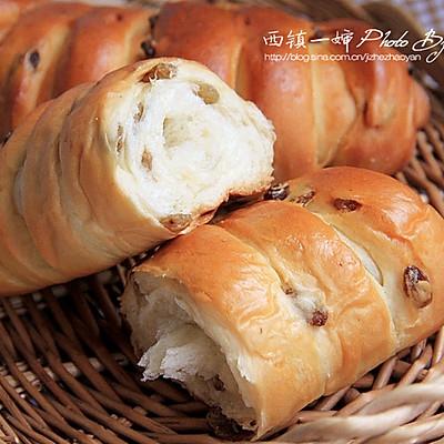 雅客葡萄卷面包