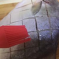 #一人一道拿手菜#烤金鲳鱼的做法图解6