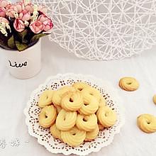 奶香曲奇饼干