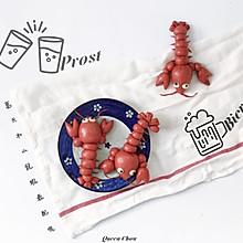 夏日必备----小龙虾馒头