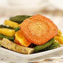 自制零食——健康香脆蔬菜干