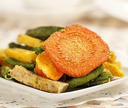 自制零食——健康香脆蔬菜干的做法