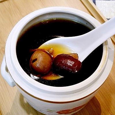 虫草花红枣桂圆滋补汤