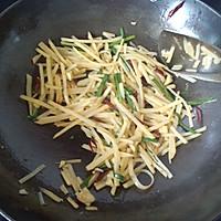 酸辣土豆丝的做法图解9