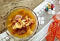#换着花样吃早餐#淮杞瑶柱瘦肉汤的做法