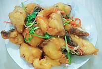 锅包鱼的做法