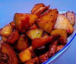 肥肉处理好吃妙招——萝卜烧肥肉的做法