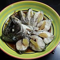 清蒸罗非鱼(清淡饮食)的做法图解1