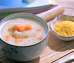 小米燕麦地瓜粥的做法