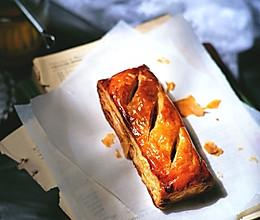 万能千层酥皮 红豆/朗姆苹果派 酥皮蛋糕 丹麦串烧 一方通用的做法