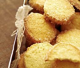 砂糖黄油饼干的做法