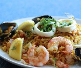 [舌尖2]西班牙海鲜饭的做法
