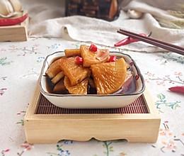 夏日必备的开胃小菜:酱白萝卜的做法