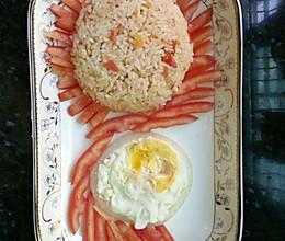 宝塔洋葱饭的做法