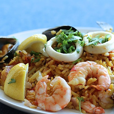 [舌尖2]西班牙海鲜饭