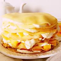 芒果千层蛋糕的做法图解10