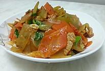 茄汁莴笋胡萝卜的做法