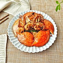 #快手又营养,我家的冬日必备菜品#豆豉炒螃蟹